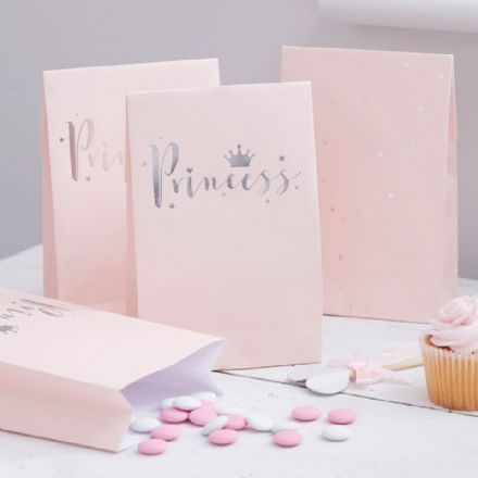 Princess Party Bags - pack of 8